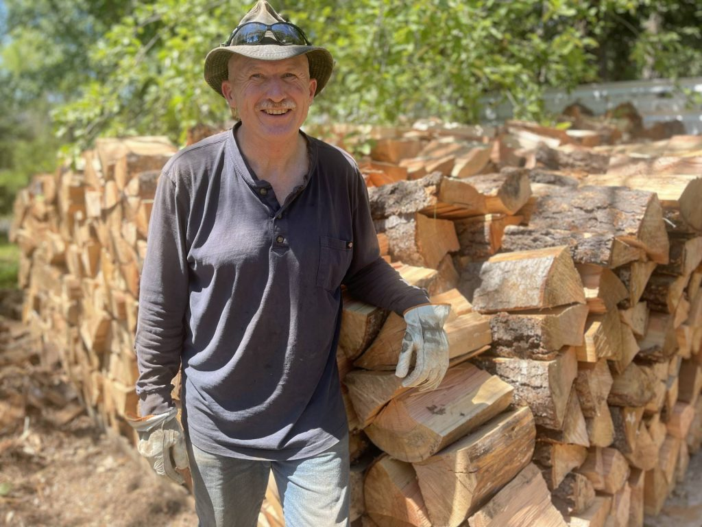 Project Week: Wood Splitting