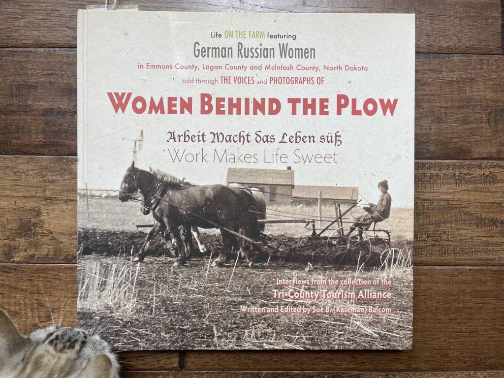 Women Behind the Plow